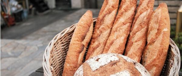 フランスパンとバゲットの違い1